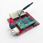 AR9331 OpenWrt Mini Expansion Board 02