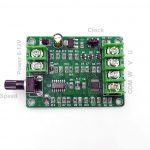 Small BLDC Brushless Motor Drive Board, ESC, 12V 1.2A 01