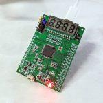 HC32L136 Low-Power Cortex-M0+ Mini Dev. Board 03