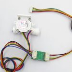 Pipe Water Sensor, Temperature Flow Speed TDS 01