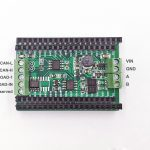 ESP32 CAN RS-485 Wire Interface Shield 04